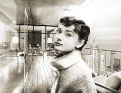 Manhattan Audrey Hepburn