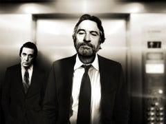 Wrong Floor Son? Robert de Niro and Al Pacino