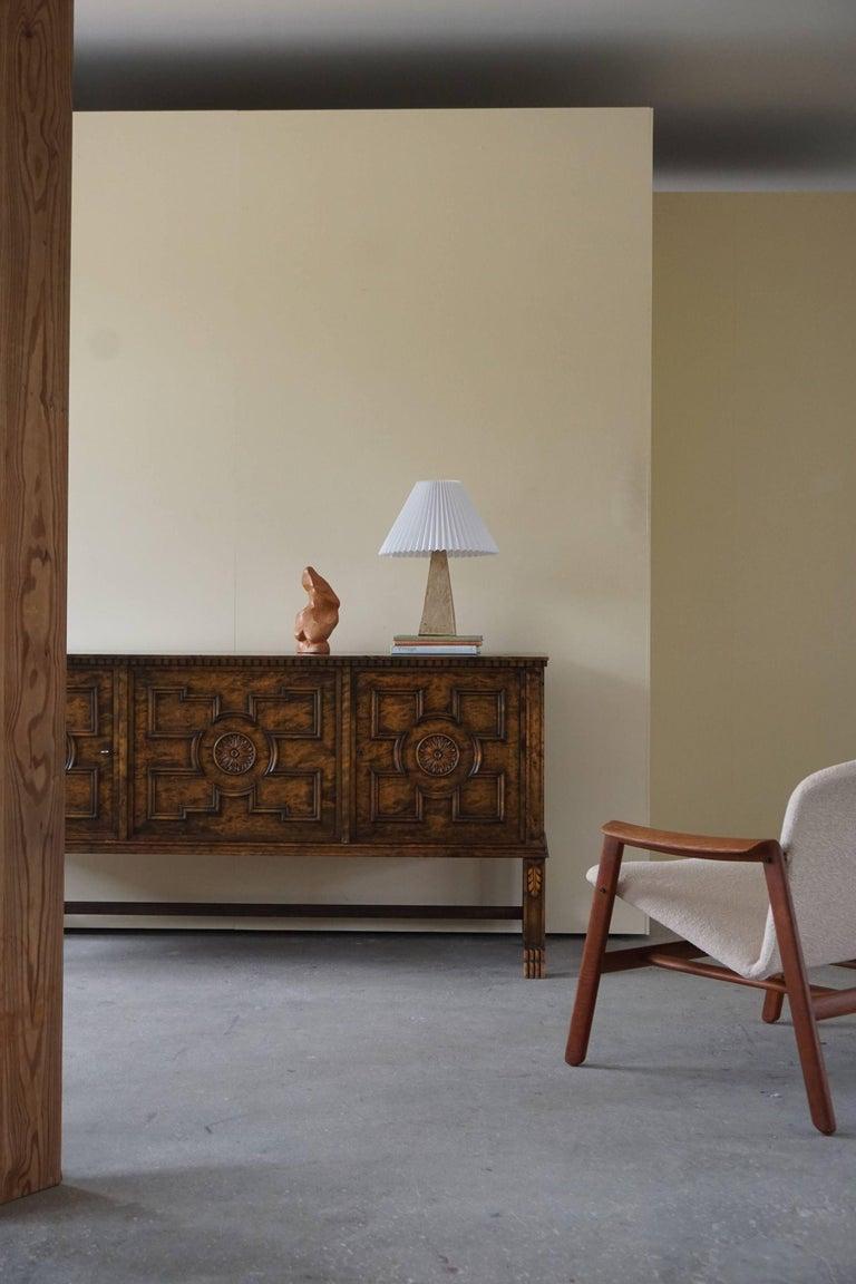 Scandinavian Modern Axel Einar Hjorth Art Deco Sideboard, Model