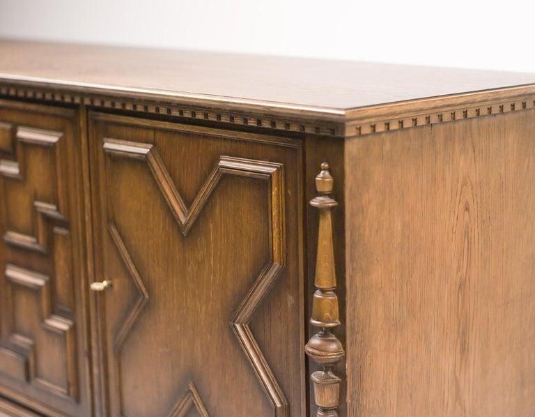 Mid-20th Century Axel Einar Hjorth Bar Cabinet For Sale