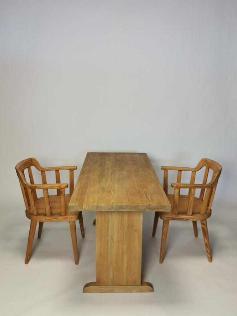 Axel Einar Hjorth, Dining Table, Model