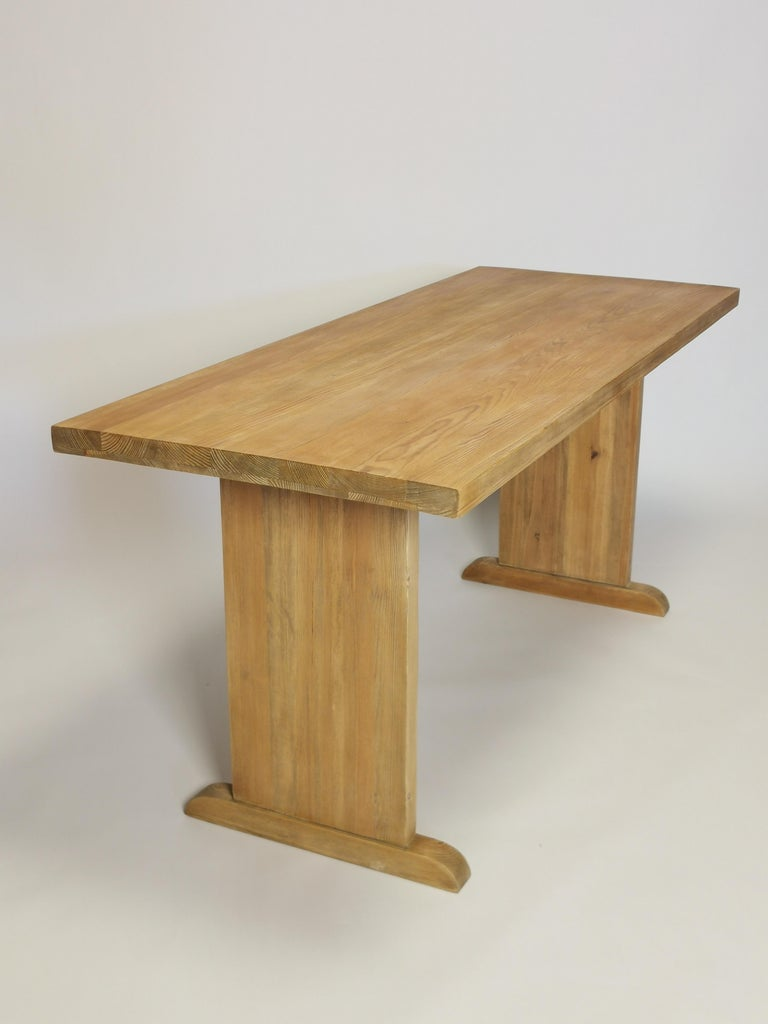 Axel Einar Hjorth, rare dining or console table Model
