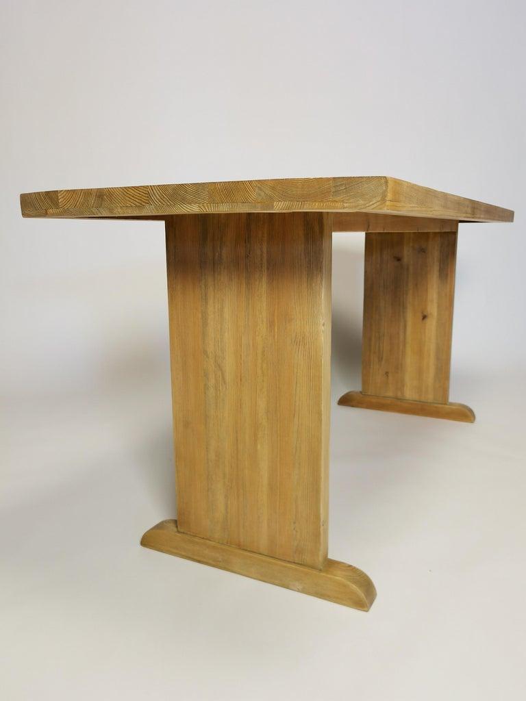 Scandinavian Modern Axel Einar Hjorth, Dining Table, Model
