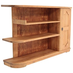 Axel Einar Hjorth, 'Lovö' Bookcase, Acid Stained Pine, Executed by NK in 1939