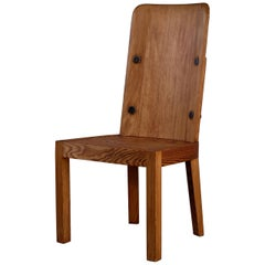 "Axel Einar Hjorth ""Lovö"" Chair by Nordiska Kompaniet, 1930s"