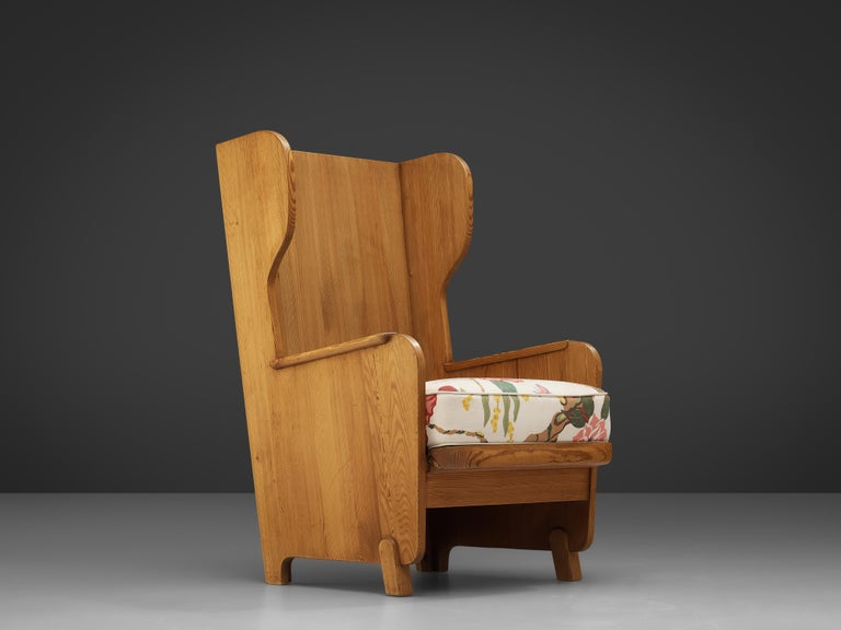 Axel Einar Hjorth 'Lovo' Chair in Pine For Sale 5