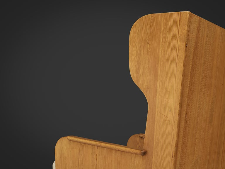 Axel Einar Hjorth 'Lovo' Chair in Pine For Sale 6