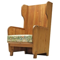 Axel Einar Hjorth 'Lovo' Chair in Pine