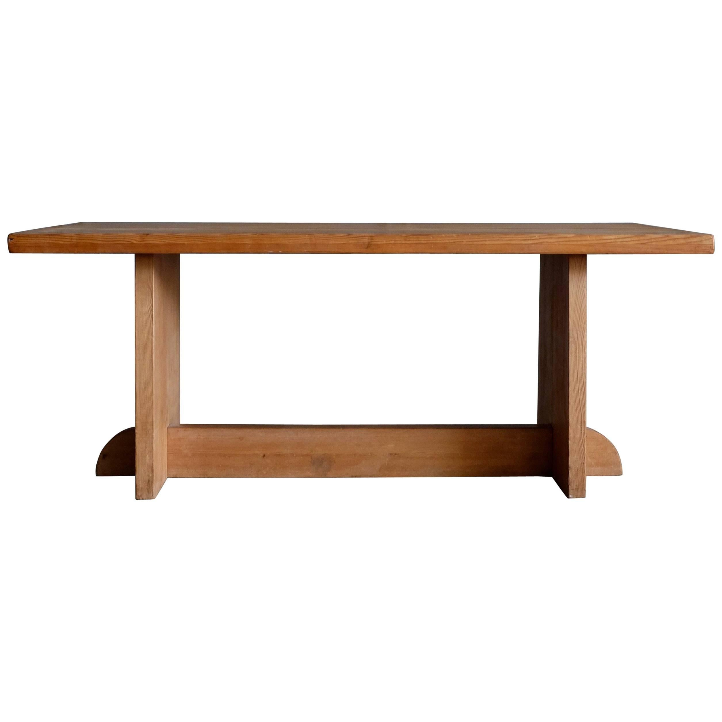 "Axel Einar Hjorth ""Lovö"" Table by Nordiska Kompaniet, 1930s"