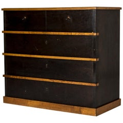 Axel Einar Hjorth Rare Chest of Drawers