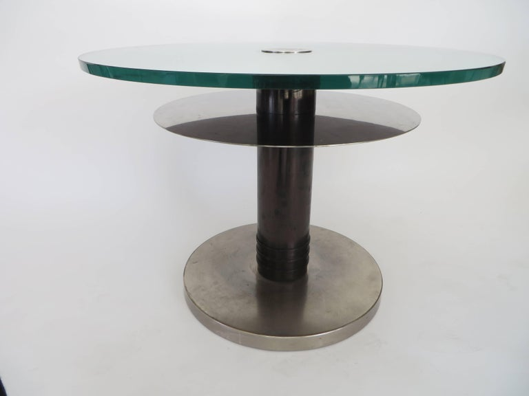 Danish Axel Einar Hjorth Typenko Occasional Table For Sale