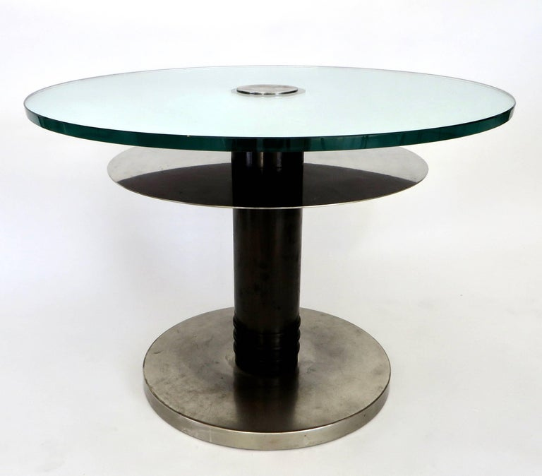 Axel Einar Hjorth Typenko Occasional Table In Excellent Condition For Sale In Chicago, IL