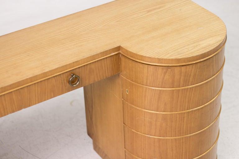 Scandinavian Modern Axel Larsson Dressing Table by Bodafors