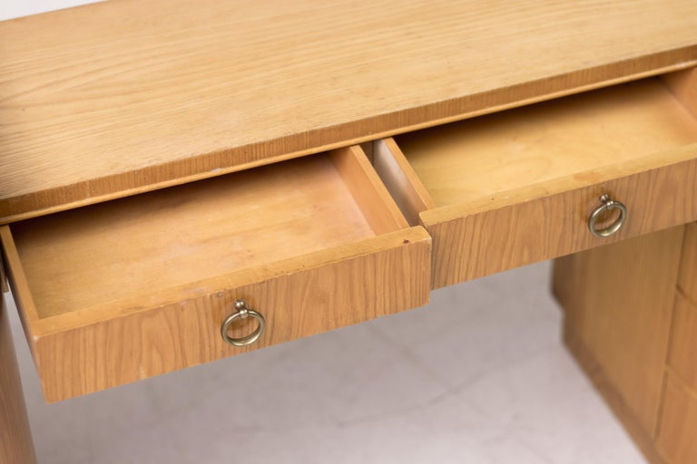Swedish Axel Larsson Dressing Table by Bodafors