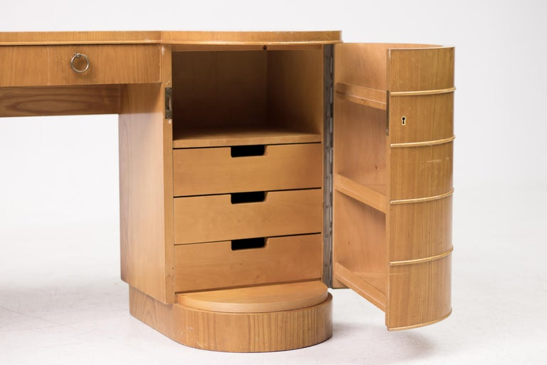 Axel Larsson Dressing Table by Bodafors In Good Condition In Dronten, NL
