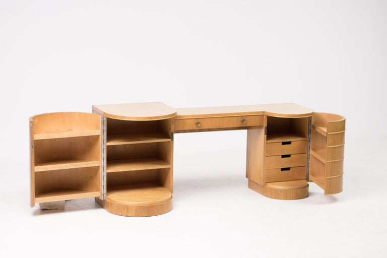Ash Axel Larsson Dressing Table by Bodafors