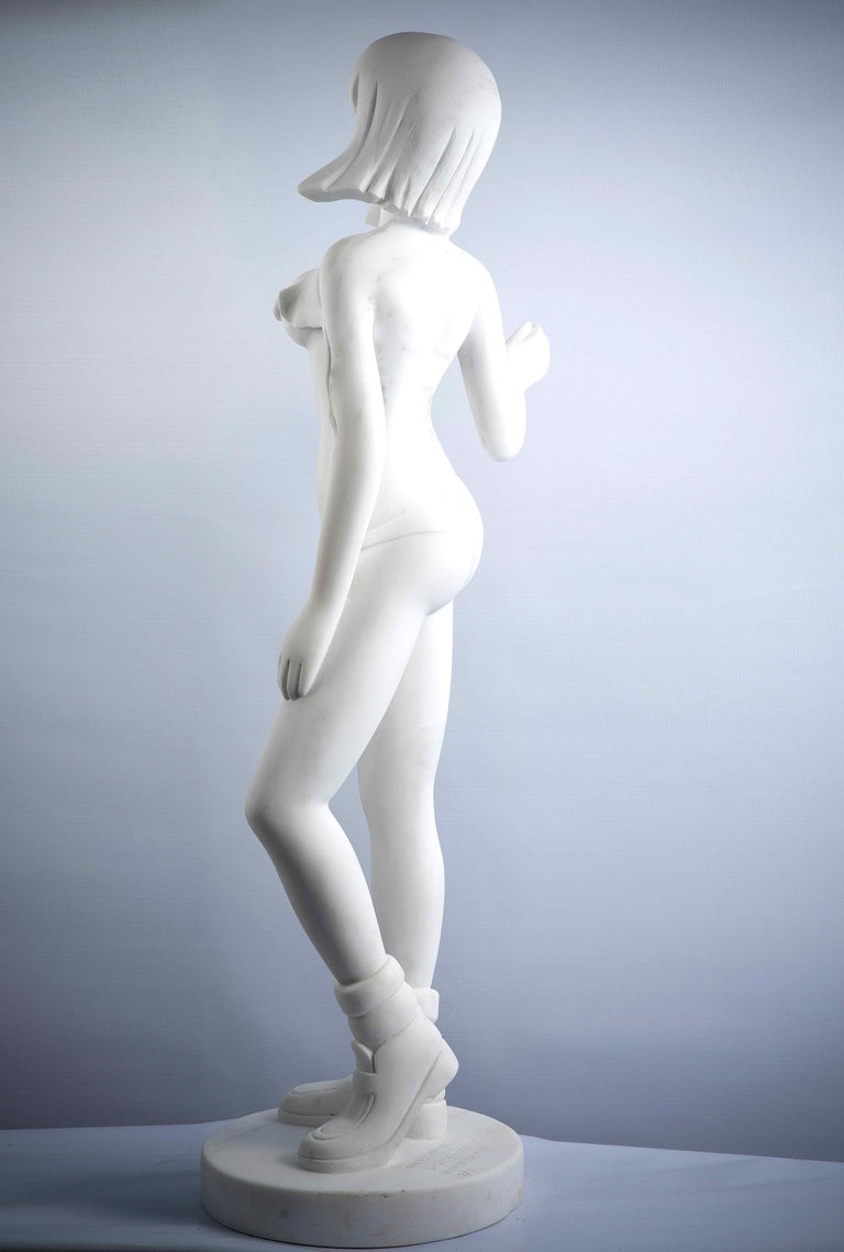 yumi2,  serie of 5 lovedolls For Sale 2