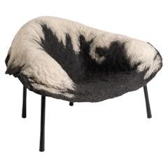 "Ayala Serfaty, ""Dessa Leh"" Contemporary Lounge Chair, Israel, 2017"