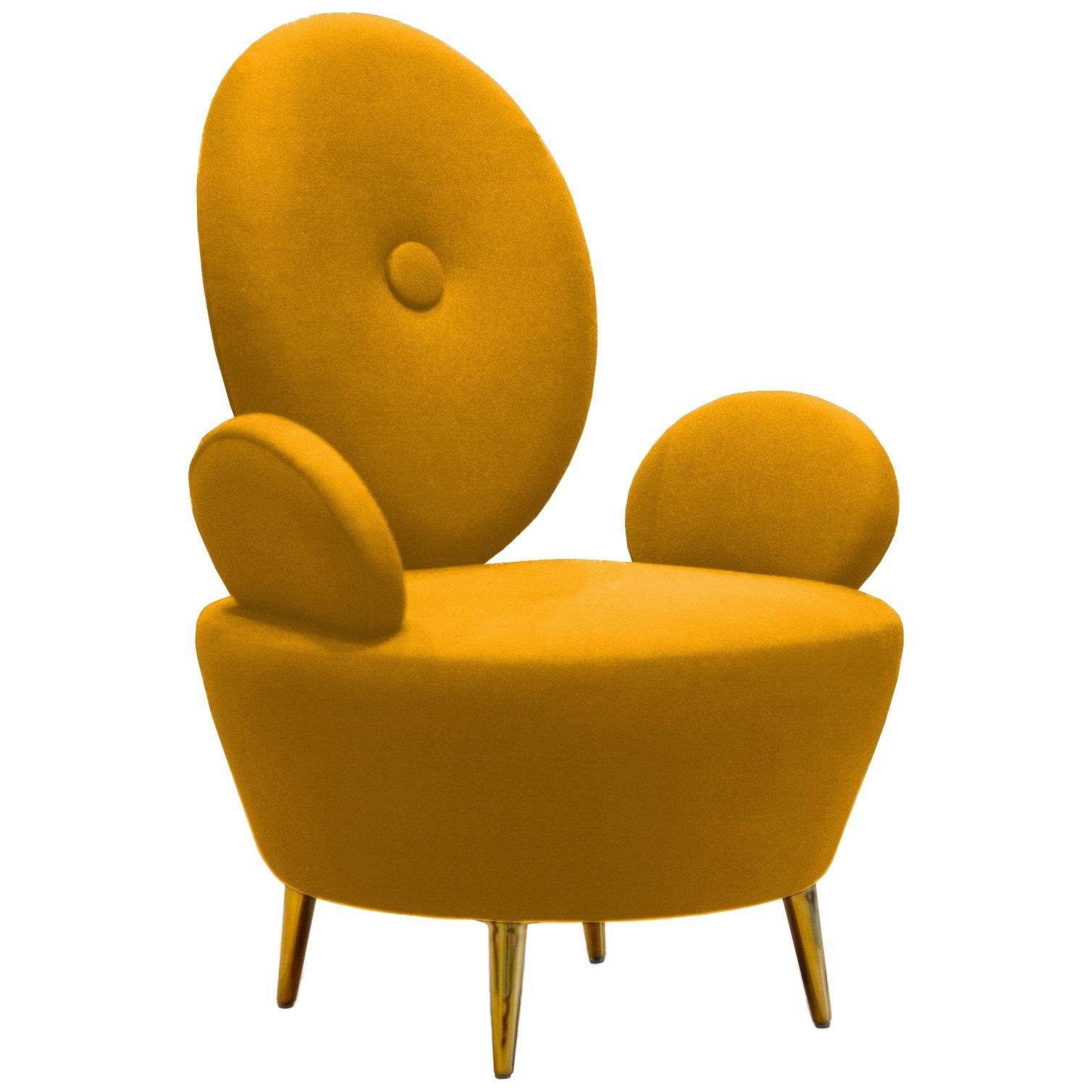 Ayi Armchair Designed by Thomas Dariel