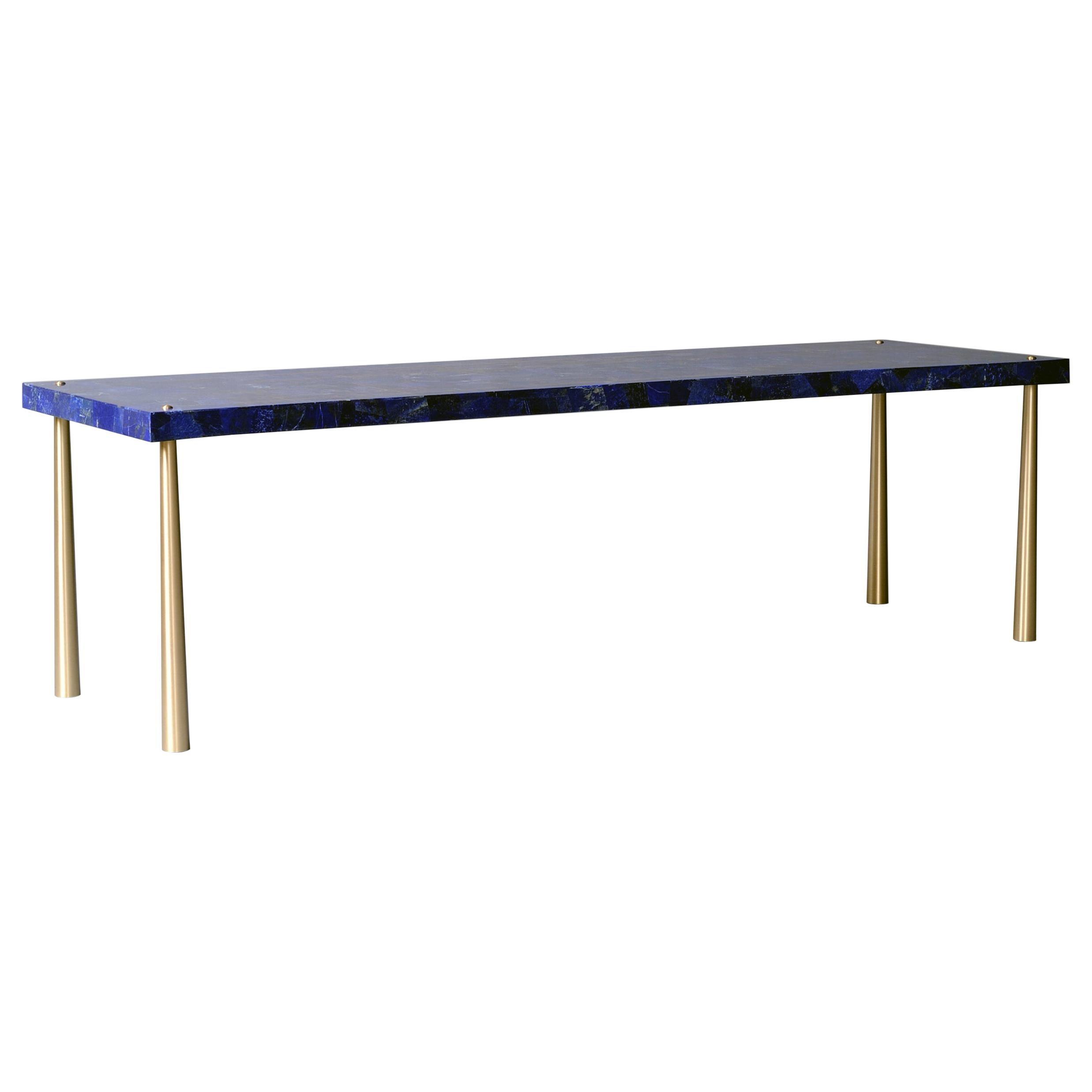 Azure Coffee Table by DeMuro Das