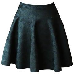 Azzedine Alaïa Velvet Mini Skirt