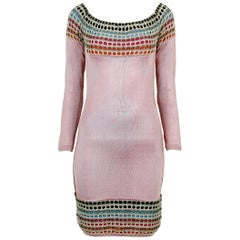 Azzedine Alaia Vintage Knit Dress
