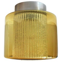 B-1264 RAAK Ceiling Lamp, the Netherlands 1970s, 2 available