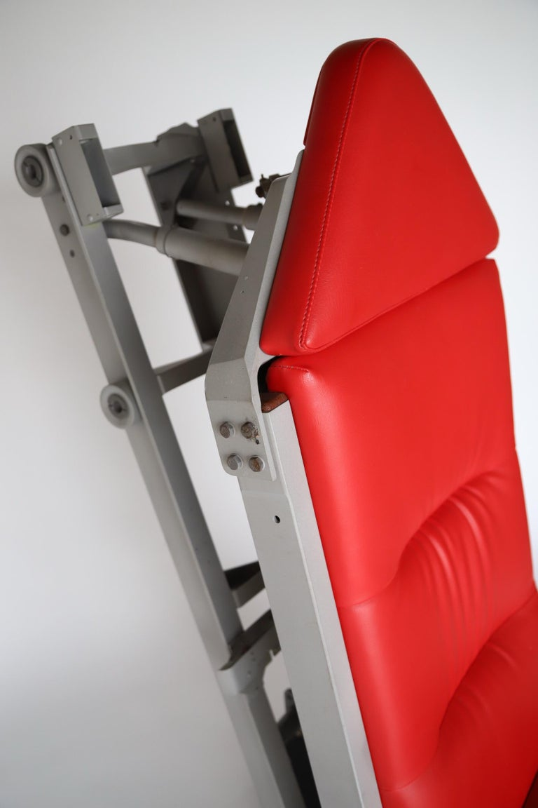 B 52 Bomber Ejection Seat Lounge Office Chair For Sale At