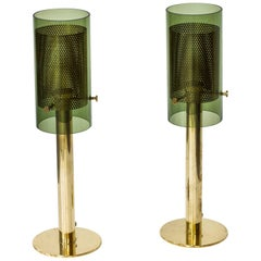 """""""B 61"""" Table Lamps by Hans Agne Jakobsson, Sweden, 1960s"""