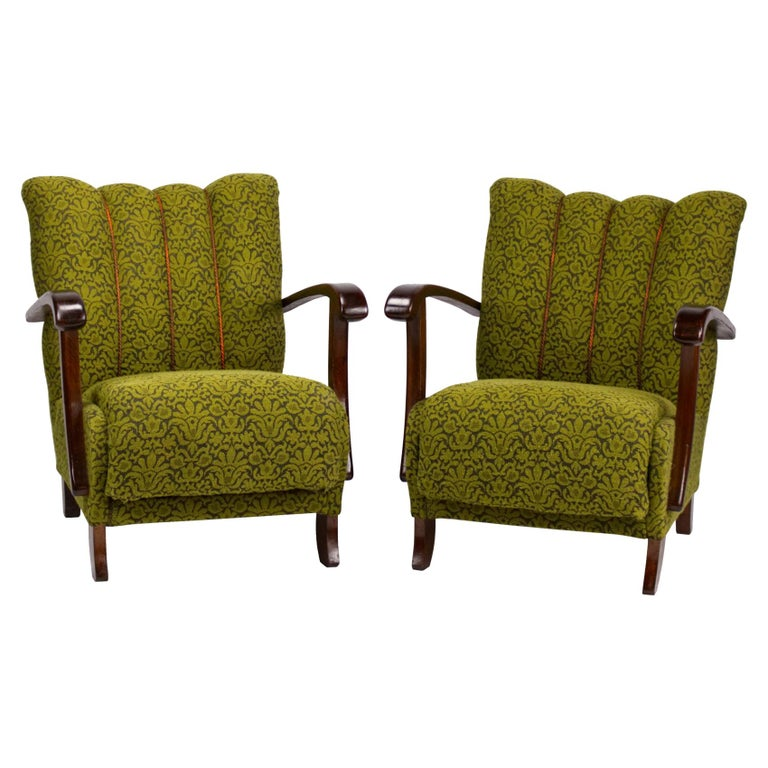 B-970 Lounge Chairs by Thonet, 1920s