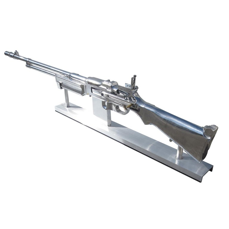 B. A. R. Rifle Display Oversized Training Gun Model For Sale 1