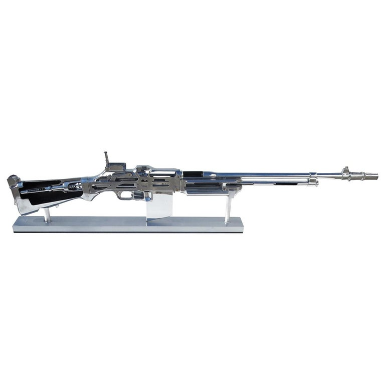B. A. R. Rifle Display Oversized Training Gun Model For Sale