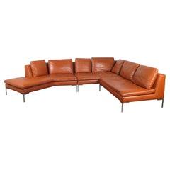 Two Piece Modular Sofa By Antonio Citterio For B Amp B Italia