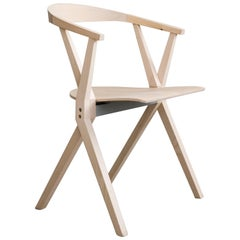 B Chair, Natural Ash