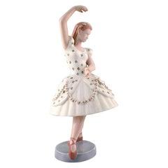 B & G / Bing & Grondahl - Columbine Porcelain Figurine - Number 2355.