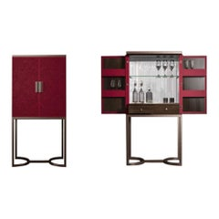 B126 Bluemoon Bar Cabinet