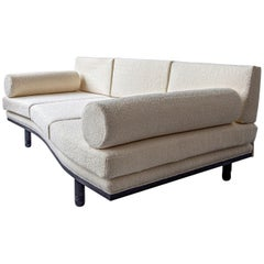 Baalbek, Trapezoidal Sofa Daybed by Toad Gallery, Contemporary Edition 2020