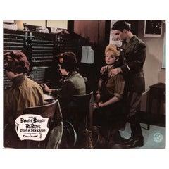 Babette Goes to War 1959 German Scene Card