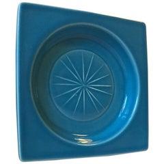 Baby Blue Pottery Bowl by Carl-Harry Stålhane for Rörstrand, 1960s