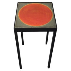 Baby Side Table with Roger Capron Tiles