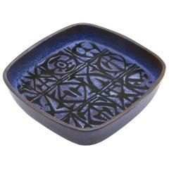'Baca' Ceramic Bowl by Nils Thorsson for Royal Copenhagen, 1960s