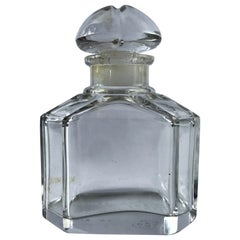 Baccara Cristal Bottle for the Perfume Jicky from Guerlain, circa 1900