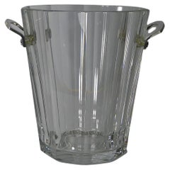 """Baccarat Crystal Champagne Bucket / Wine Cooler, """"Maxim"""""""