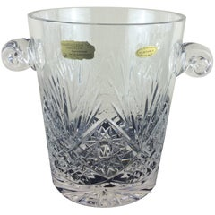 Baccarat Crystal Champagne Ice Bucket or Wine Cooler, New in the Box