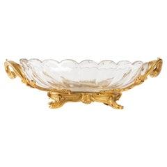 Baccarat Crystal Cup Сentre de Table
