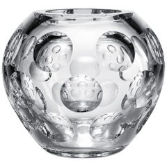 """Baccarat Crystal """"Heritage Pontil"""" Vase, France, Modern"""