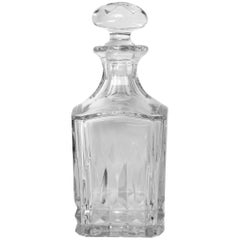 Baccarat Crystal Whisky Decanter