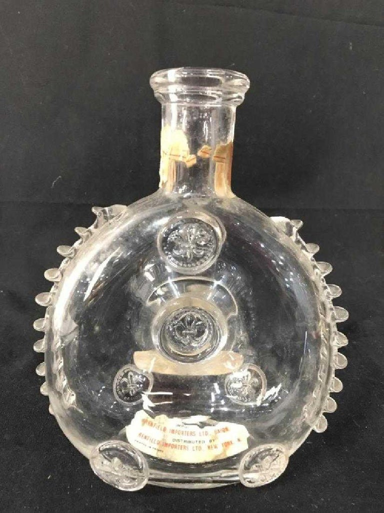 Mid-20th Century Baccarat Remy Martin Louis XIII Decanter For Sale