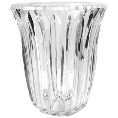 Baccarat Vintage Cut Crystal Vase