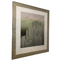 Bach Chacome, Limited Edition Print by Artist Richard Davies